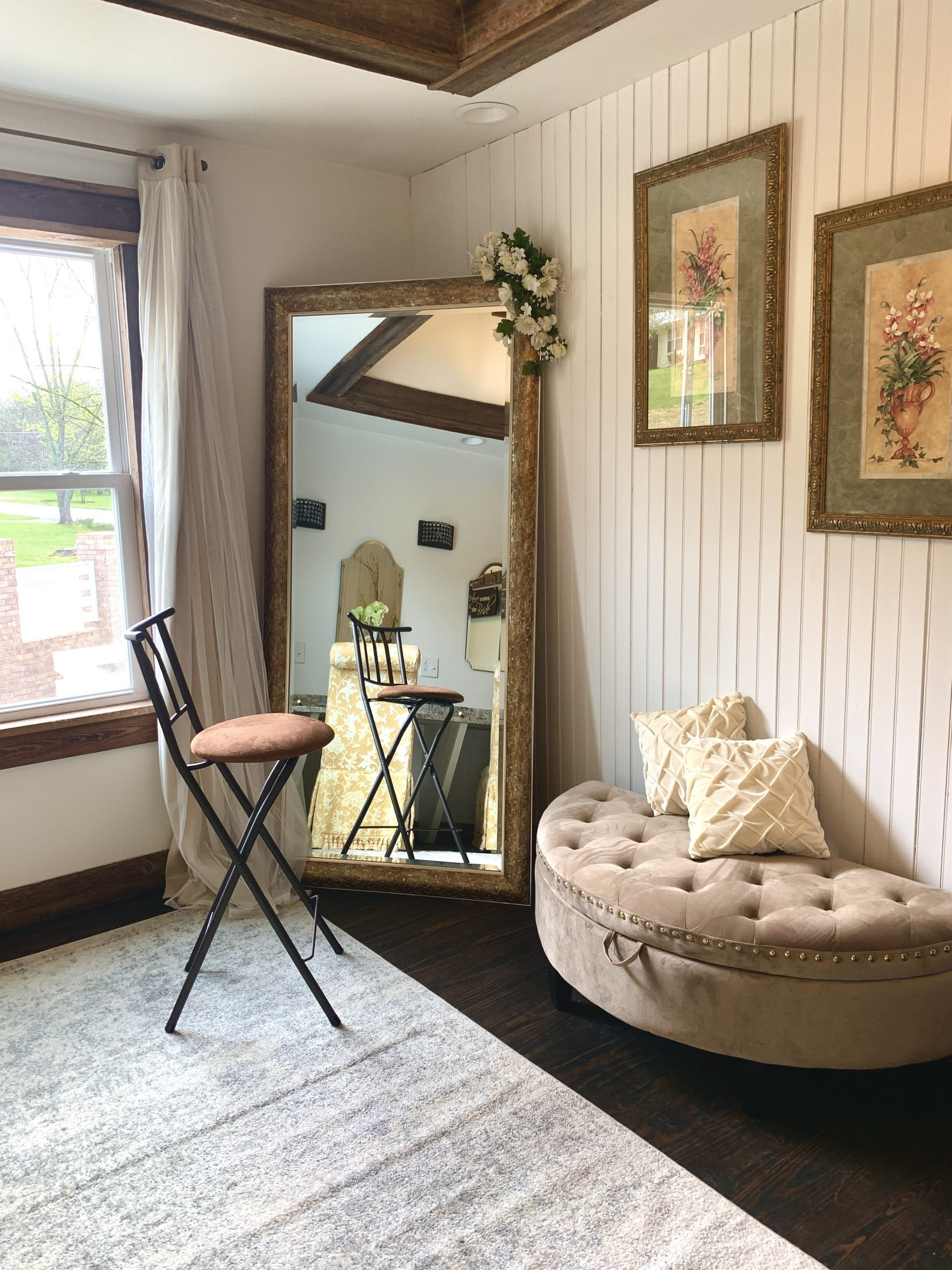 Bridal suite east tennessee