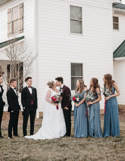 Tennessee Wedding. White Barn Wedding. Farm House Wedding