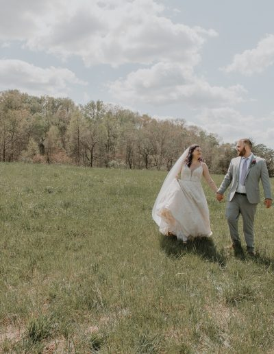Field weddings. Outdoor weddings